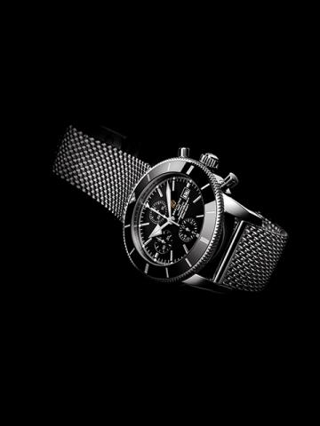 スーパーオーシャンヘリテージⅡ クロノグラフ46